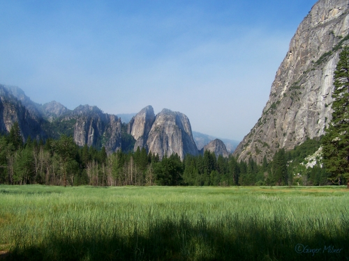 My favorite place in my favorite national park. Leidig Meadow, Yosemite NationalPark 2009.