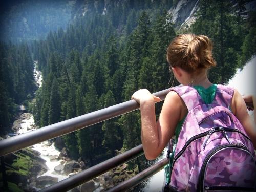 Yosemite Vacation July 2009 182B